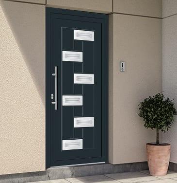 Modern Eingangstüren