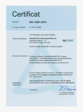 Qualitätszertifizierungen ISO
