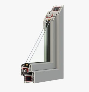 PVC-Wärmedämmfenster 4Stars