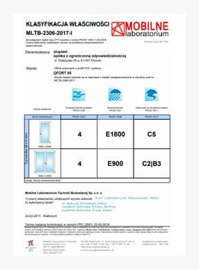 Certifications ITT 7stars