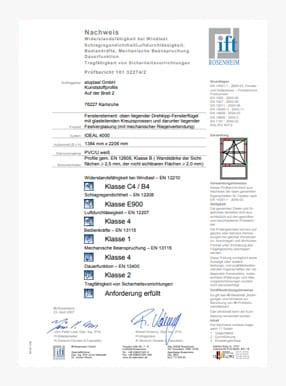 Zertifikate ITT 4Stars mit 1 flugel