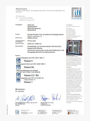 Zertifikate ITT 6Stars mit 2 flugeln